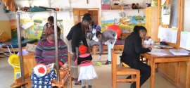 Outreach Programme of L'Arche Kenya started